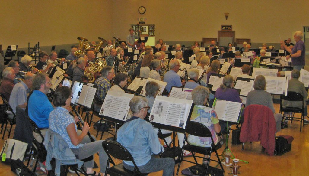 Band Camp – New Horizons Band of Sonoma County